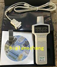 Handheld Digital Tachometer Range 1000 99999 Rpm Distance 50 300mm Rs232 1501