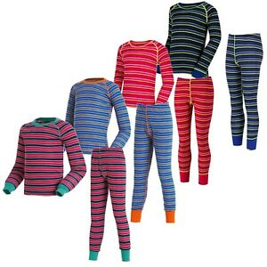 Thermal Quick Dry Regatta Kids Base Layer Set Unisex Top /& Bottoms