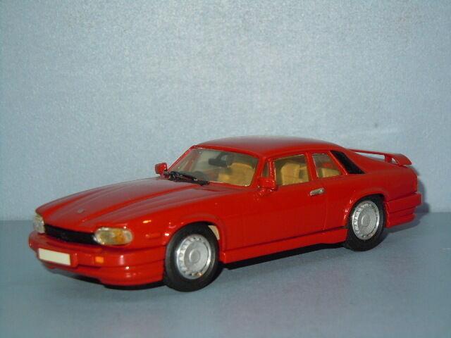 1990 Jaguar XJRS van Western  Models WP 120 England Mint Boxed  classique intemporel