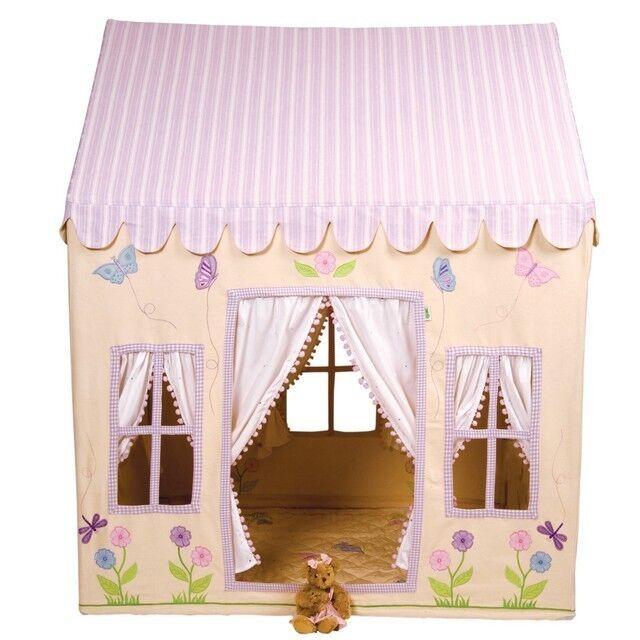 Win vert Butterfly Playhouse (grand) + Floor Quilt