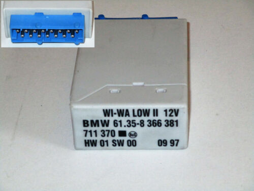 10671 WI-WA LOW II 6135-8366381 Steuergerät BMW E36 E46 Z3
