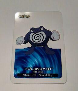 062-Poliwarth-POKEMON-Lamincards-Collection-2005-EDIBAS-Espanol