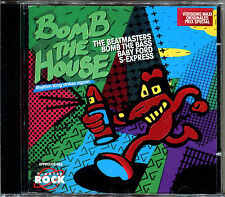 BOMB THE HOUSE - 4 TRACK MAXI VERSIONS - COMPIL CD HOUSE VIRGIN 1988 [1444]