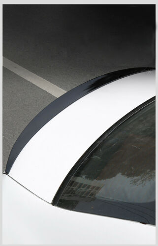 Rear Glossy Black Spoiler Wing Lip Fit For BENZ A Class 2019 A220 A200 A180