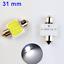 LED-12v-CAR-BULB-C5W-COB-XENON-WHITE-FESTOON-NUMBER-PLATE-31-36-39-42MM thumbnail 4
