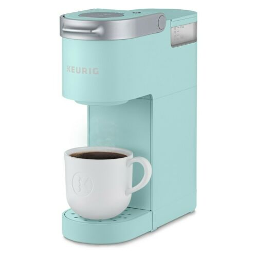 Mini Coffee Maker One Cup Colorful Keurig Compact Kcup Pod Machine Capsule Quick