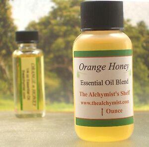 Details about Orange n Honey Essential Oil 1 oz Wicca Alchemy Supply  Supplies Witch
