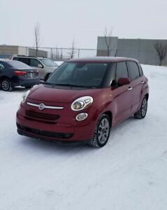 2014 Fiat 500L |$0 DOWN -EVERYONE APPROVED