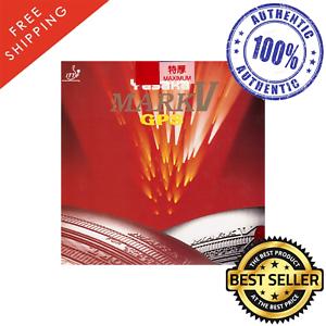 Yasaka Mark V GPS Table Tennis /& Ping Pong Rubber Choose Ur Color /& Thickness