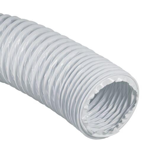 TUBO di scarico 100er TONDO System 3,0m PVC BIANCO WPRO 484000008556 asg310 asciugatrice