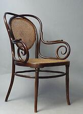 Bugholz Sessel No. 33 der Fa. Kohn  Wien 1902     Jugendstil