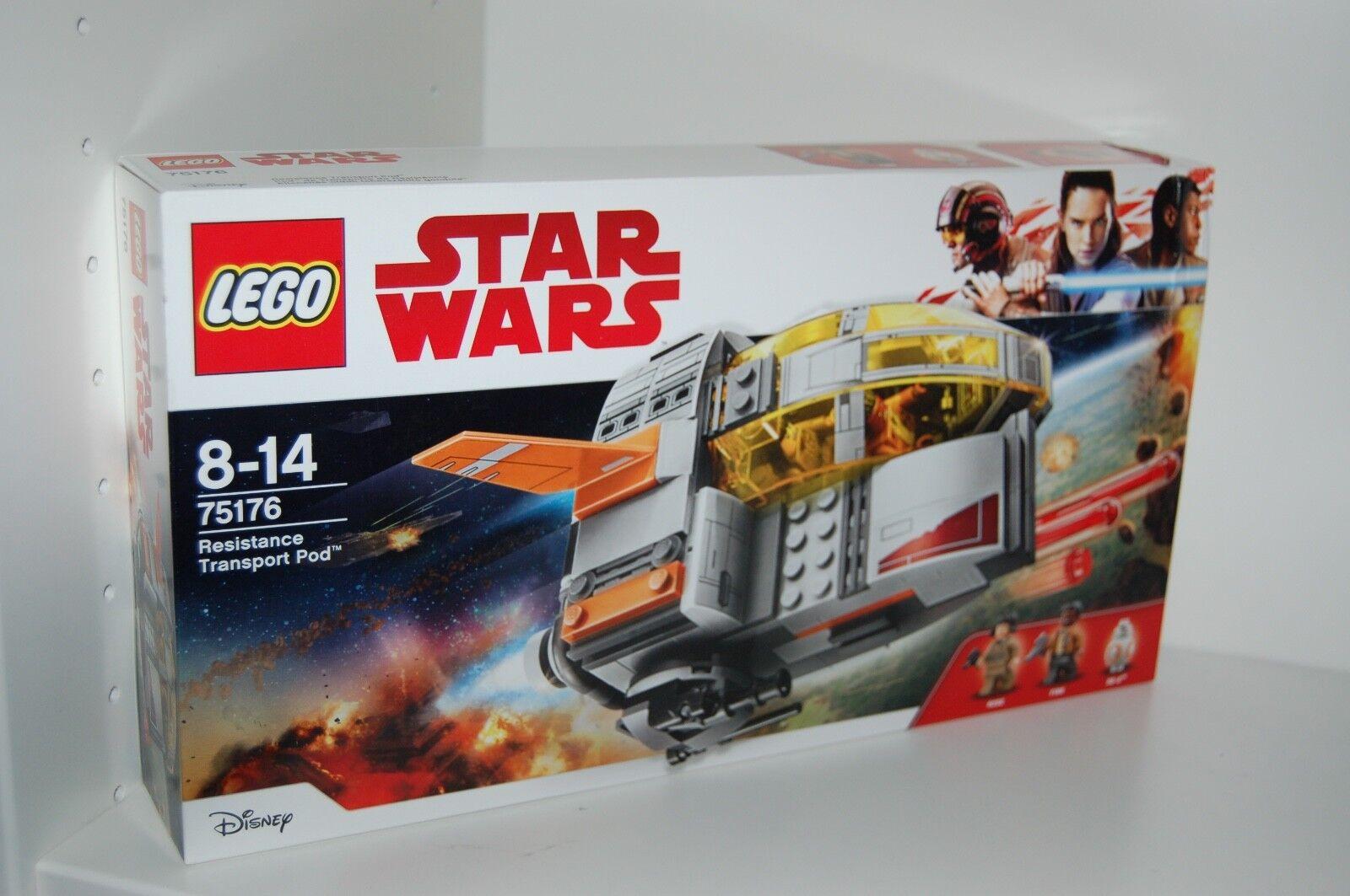 Lego Star Wars 75176 RESISTANCE transport Pod NEUF