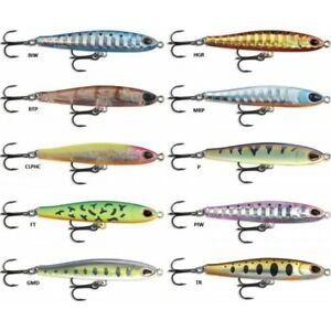 Storm Gomoku Spin GSP10 fishing lures range of colors