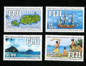Fiji-Stamps-641-4-VF-OG-NH