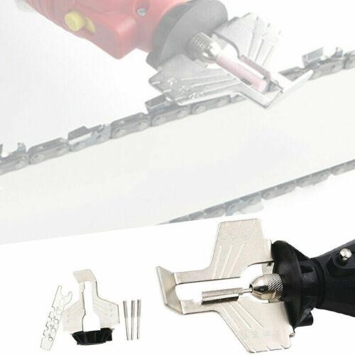 1Pc Chain Sharpening Kit Chainsaw Teeth Sharpener Saw Chain Bar Grinding Tool