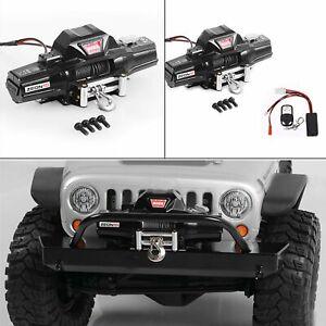 Metal-1-8-Moteur-Treuil-amp-Controleur-pour-Traxxas-TRX-4-Axial-SCX10-RC4WD-D90-voiture