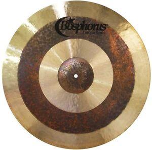 Bosphorus-Antique-Crash-Becken-15-034-Handgehaemmert