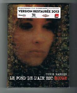 CHRIS MARKER - LE FOND DE L'AIR EST ROUGE - 2 DVD SET - NEUF NEW NEU