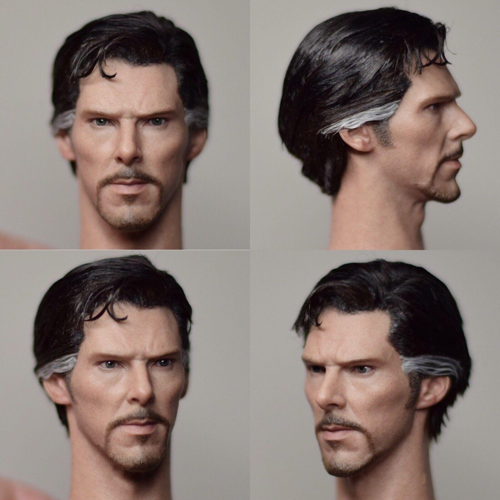 caliente giocattoli Dr Strange Head Sculpt