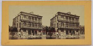 Italia-Italia-Venezia-Palais-Stereo-Vintage-Albumina-Ca-1865