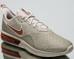 Details about Nike Air Max Sequent 4 Men's New Light Bone Casual Lifestyle Sneakers AO4485 007