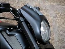 Headlight Mask Visor Hood Cowl Fairing Cover Fit Vrod Musscle - Harley Davidson