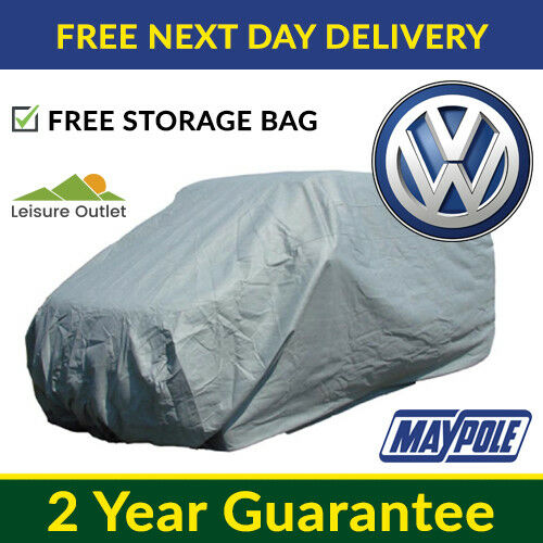 Maypole VW Volkswagen T3 T25 T4, T5, T6 Camper Van Cover 4 Ply Waterproof MP6584