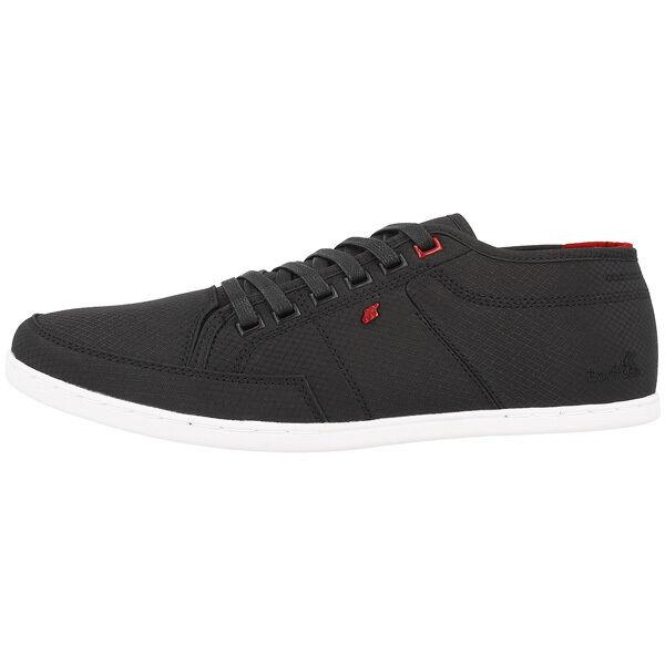 BOXFRESH SPARKO ICN RIPSTOP CHILLI NYLON SNEAKER Zapatos Negro CHILLI RIPSTOP Rojo E14647 SPENCER f39410