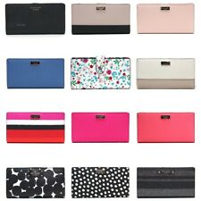 New Kate Spade Large Cameron Bifold Stacy Wallet