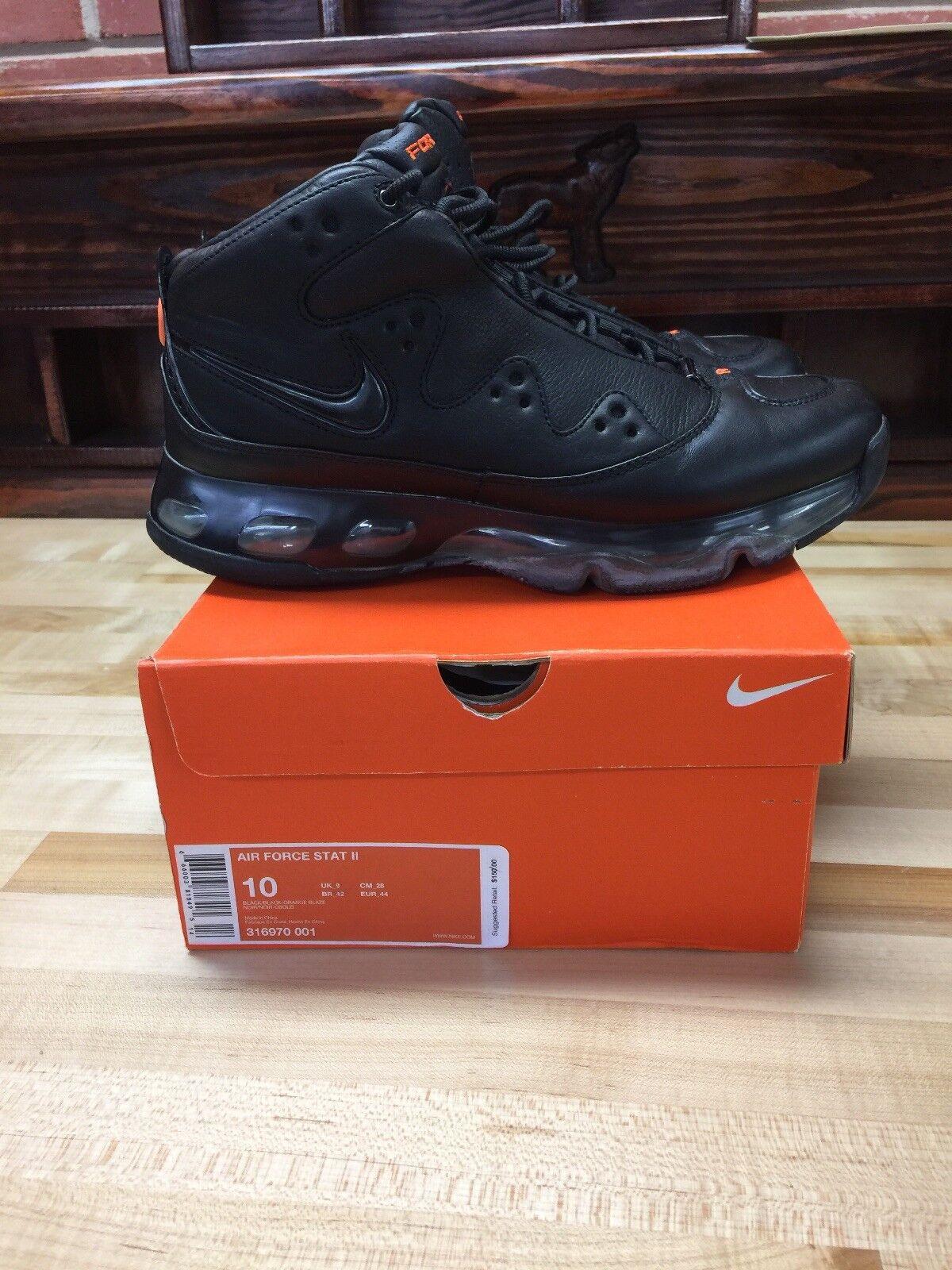 Nike Air Max LD Zero Black 848624 005 Men's Size 9 NWT
