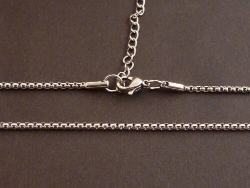 echte 925er Sterlingsilber Venezianerkette Silberkette 55cm 2,20mm 16,1gr 5998
