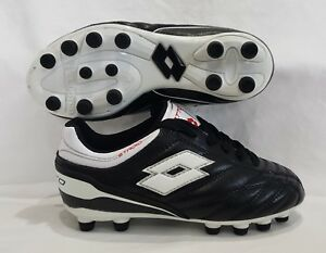 31e92c278ef6 Image is loading YOUTH-SOCCER-futbol-shoes-CLEATS-Lotto-STADIO-SUPREME-