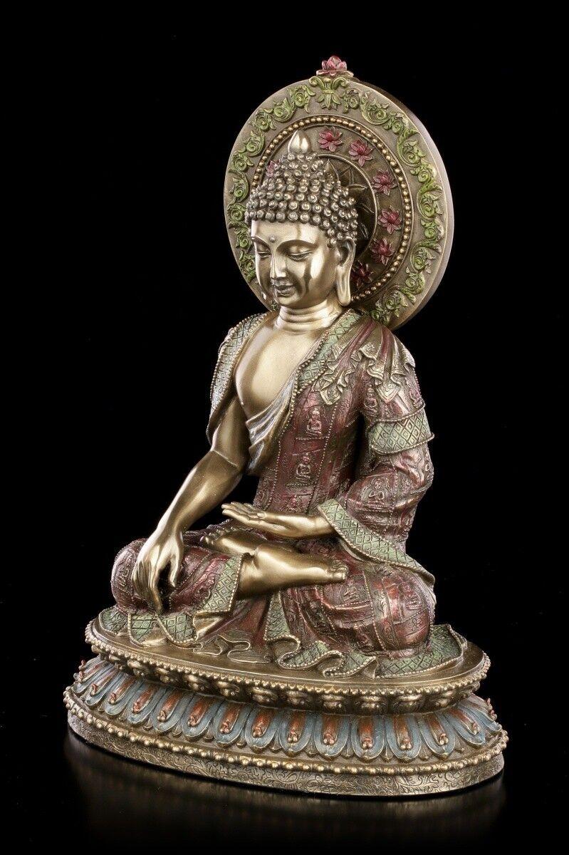 Sakyamuni Figura - Indiano Buddha - Veronese Veronese Veronese Dea Indiano Monaco Dekostatue 06b9d7