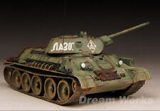 Award winner Built Dragon 1/35 Soviet T-34/76 Medium Tank +PE+More