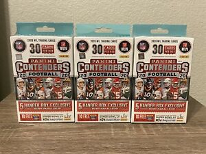 2020-Panini-Contenders-Football-Hanger-Box-3-Sealed-Justin-Herbert-Joe-Burrow