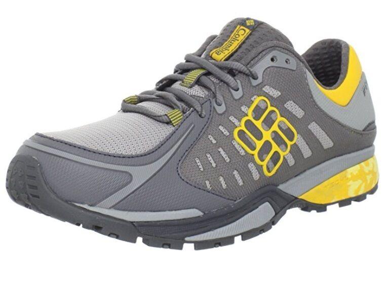 New Mens Columbia  Peakfreak  Low Omni-Grip Hiking Trail shoes