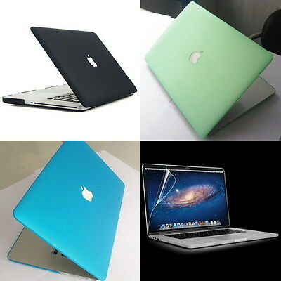 Matte Black Hard Case Cover Clip Shell Housing Protector fr MacBook Pro 15 A1398