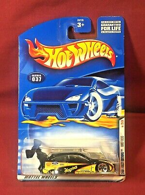 2001 Hot Wheels #037 First Editions Ford Focus Brand New