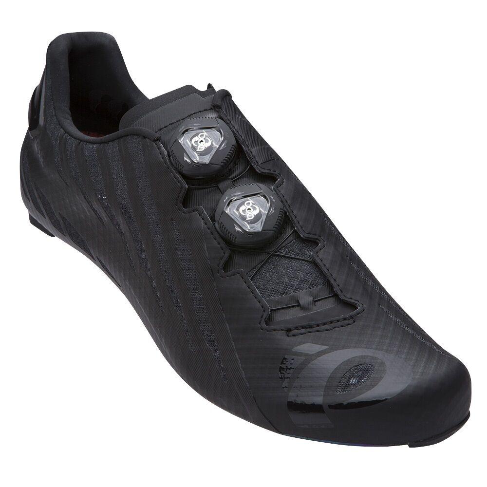 Pearl Izumi P. R.o. pro Anführer V4 Kohlenstoff Kohlenstoff Kohlenstoff Straßenrad Fahrrad Schuhe 290efe