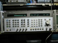 Agilent Hp 8665b 01 6000mhz Synthesized Signal Generator