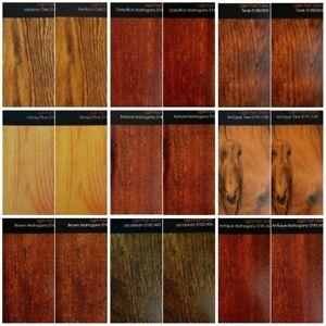 Light-Fast-Wood-Stain-Wood-Dye-Intercoat-Any-colour-amp-quantity