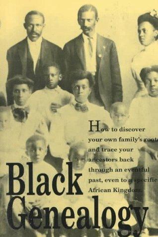 Black Genealogy-ExLibrary