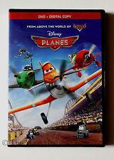 Disney's Planes on DVD and Digital Copy Disney CGI Animated Airplanes Movie