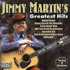 Greatest Hits by Jimmy Martin (Guitar) (CD, Jun-2004, King)