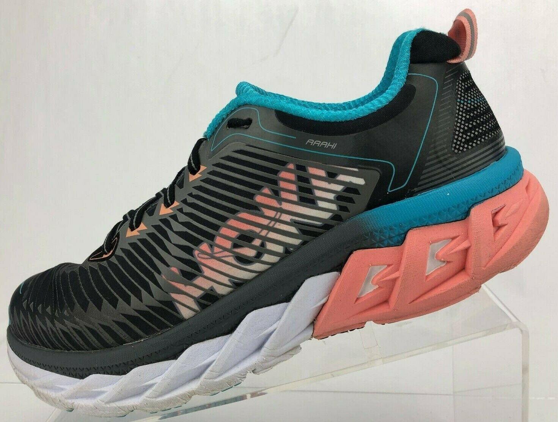 Hoka One One One One arahi Road Running Zapatos Tenis Atléticas Entrenamiento gris para Mujer 10  Tu satisfacción es nuestro objetivo