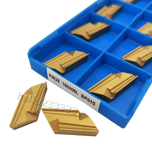 Details about  /KNUX 160405L BP010 CNC carbide Milling inserts Internal Turning tool For DKJNR