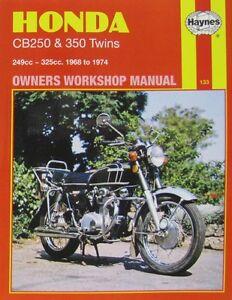 Haynes-Manual-for-Honda-CB250-amp-CB350-Twins-1968-1974-HM0133