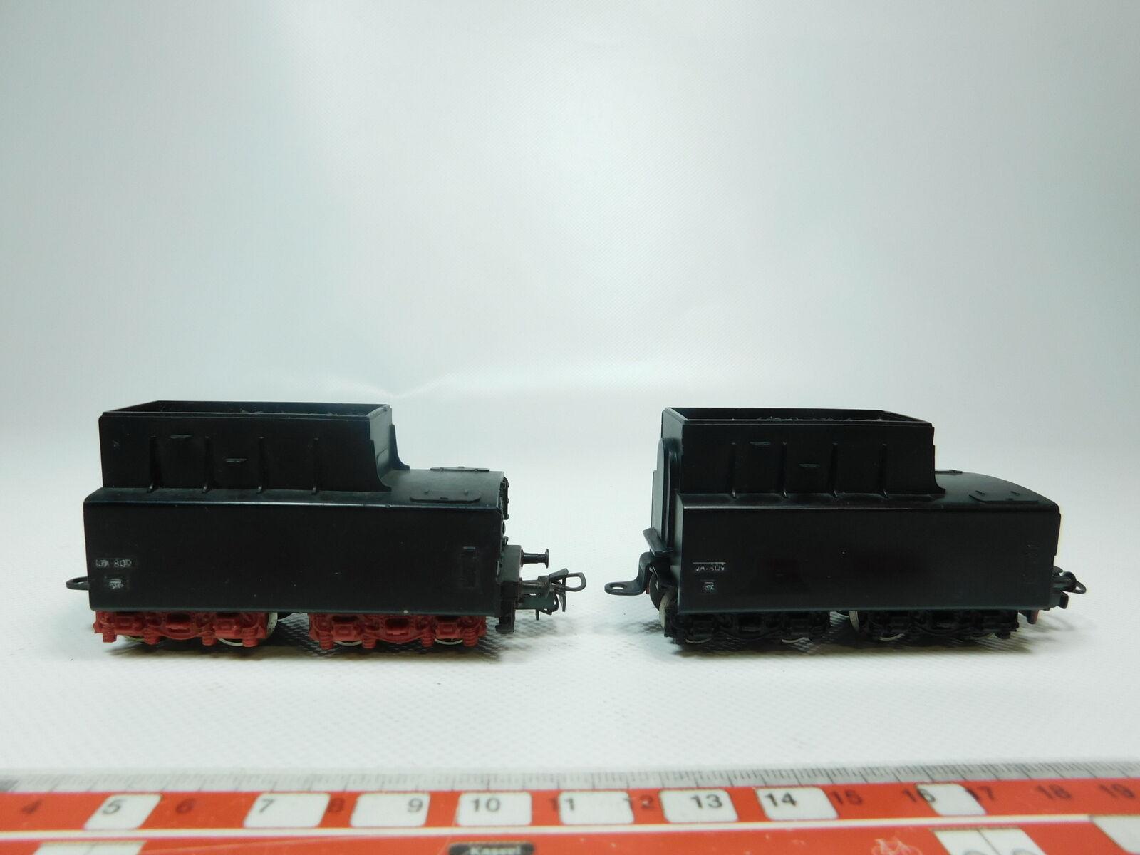 Bg417-0, 5 x MÄRKLIN H0 AC Tender DA 809 23 014 for Steam Locomotive DB,