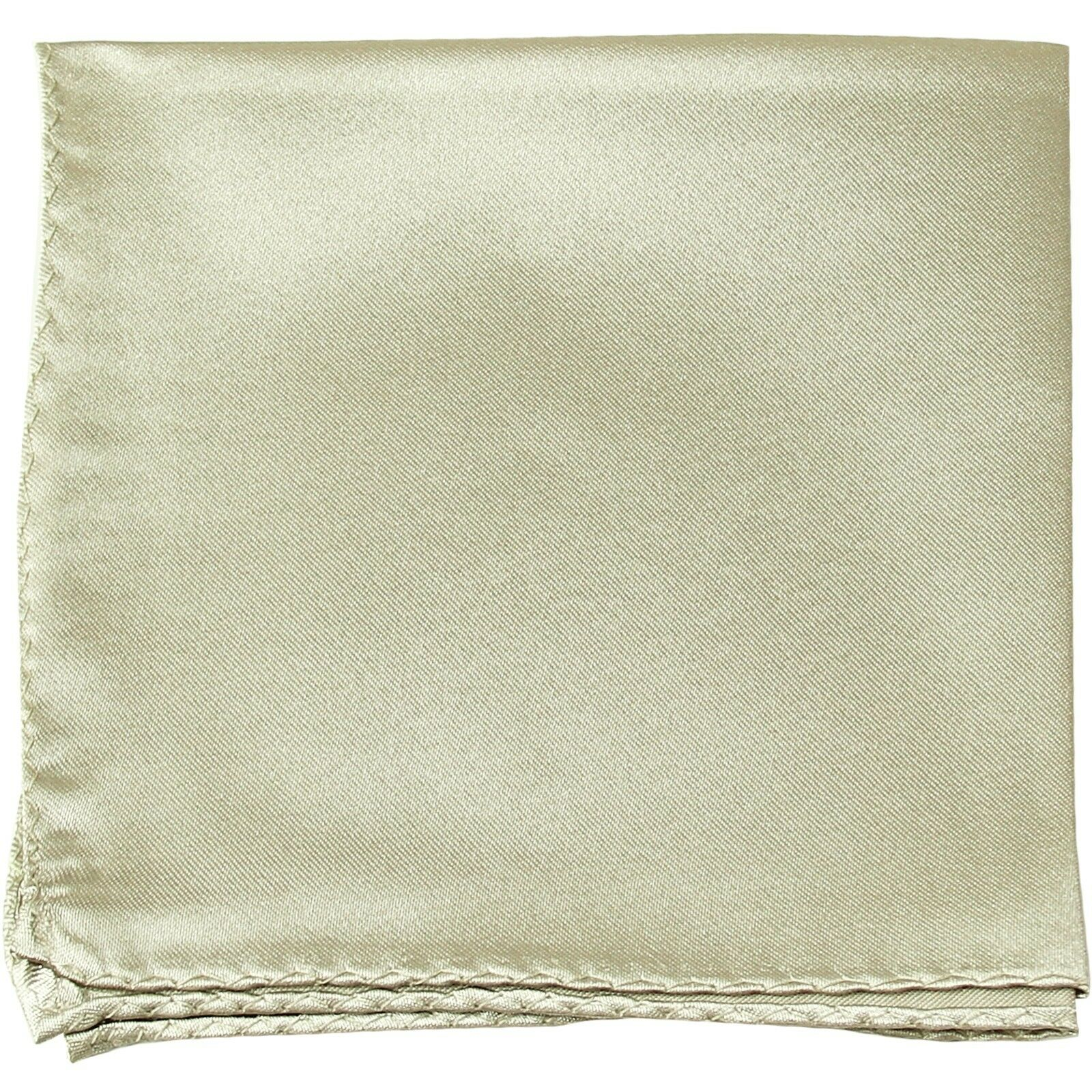 MANZO Men/'s Polyester Shiny Finish Pocket Square Hankie Only Purple Blue