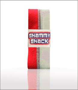 Twin Colour Chamois Hockey Grip